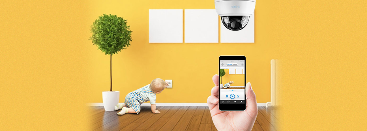 iSmart Home Security Solution